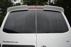 T6 Twin Rear Door Window Glass (pair) In Privacy Tint 3