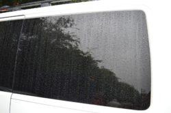 T5 Side window N/S/Rear Quarter In Privacy Tint SWB 1