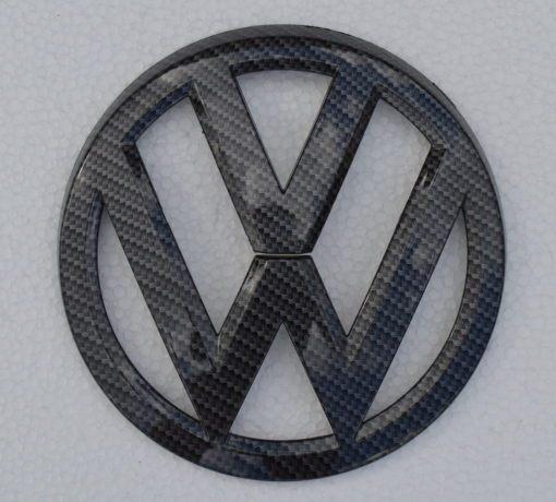 Carbon Fibre Effect T6 Front Badge