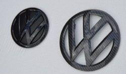 Carbon Fibre Effect T6 Front & Rear Badges