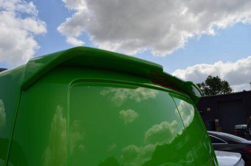 T6 Sportline Style Twin Door Rear Spoiler 5