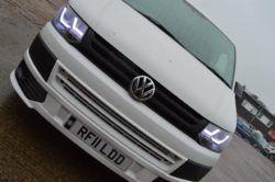 Vw Transporter T5.1Gp Light Bar Headlights