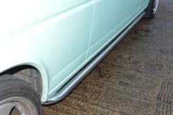 T4 Mirror Polished Stainless Steel Sportlines LWB 1