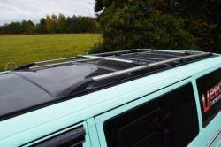 T4 Aluminium Roof Rails - SWB 2