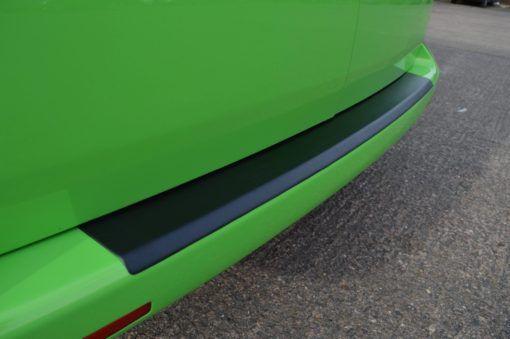 T6 Black ABS Rear Bumper Protector - Twin Door 3