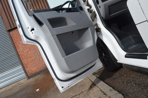Front door seal fitted2