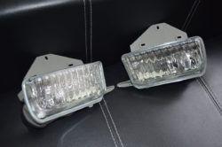 Short nose fog lights pair