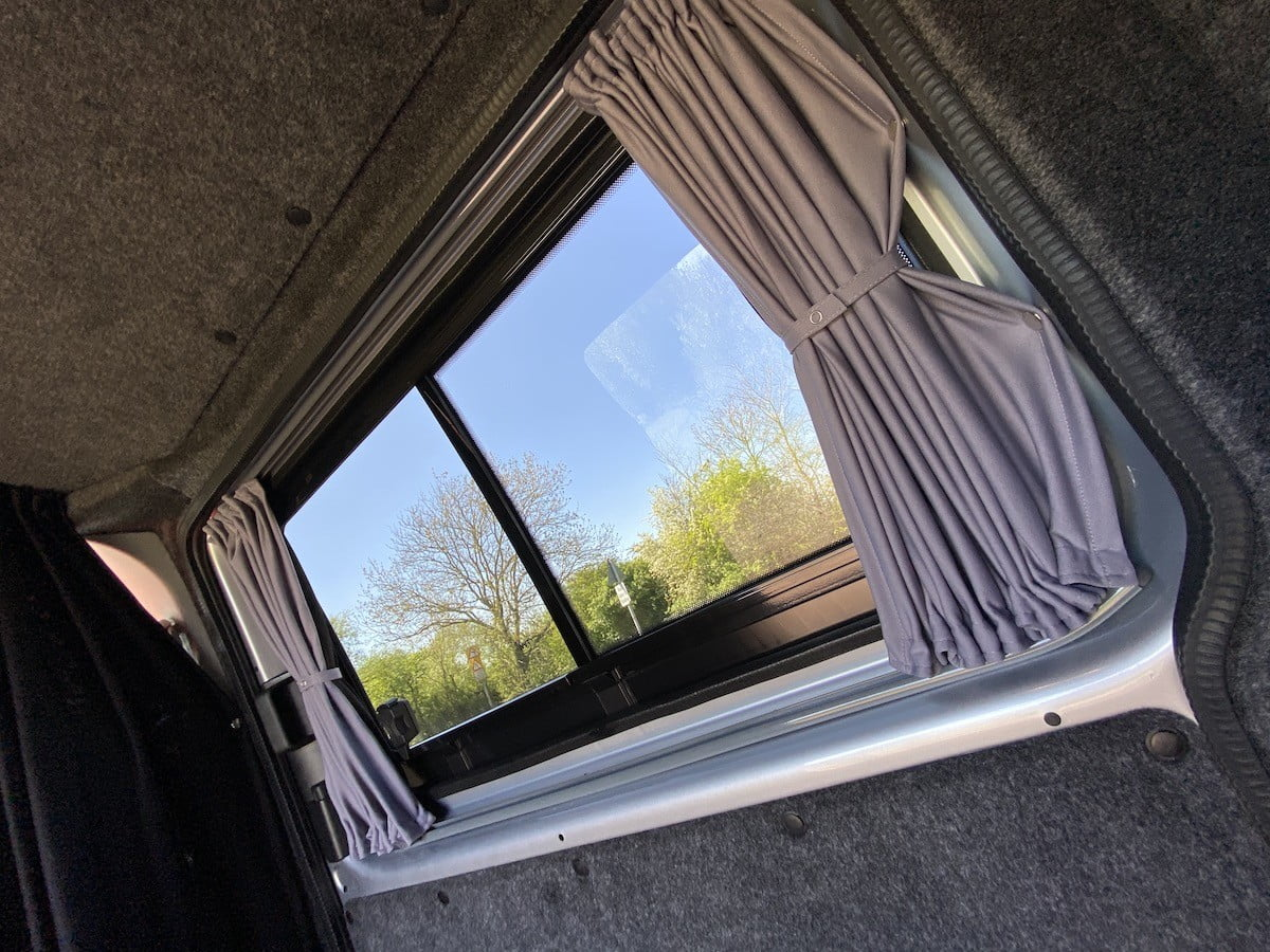 T5 Grey Curtains