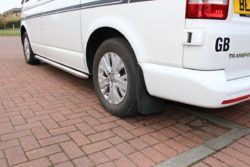 T5 Mudflaps front & rear