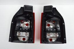 T5 & T5.1 Red & Clear Rear lights Tailgate LL9262:9263
