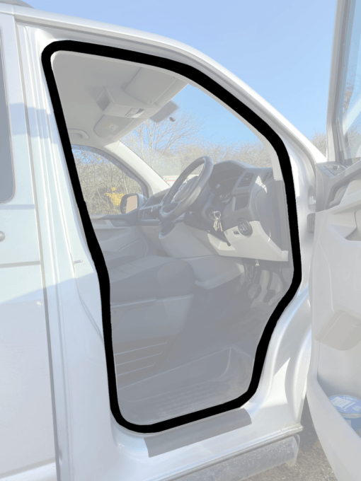 T5:T6 Drivers Replacement Door Seal