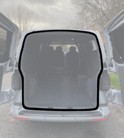 T5:T6 Rear Replacement Door Seal