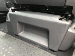 T5 front seat rear base trim 1