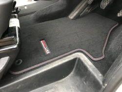 T5 sportline floor mats