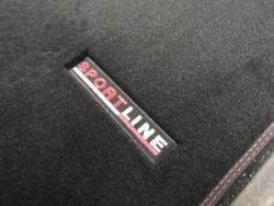 T5 sportline floor mats 1