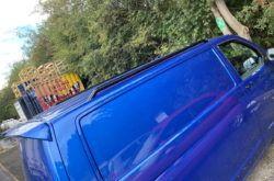 T6.1 Gloss black 42mm roof bars