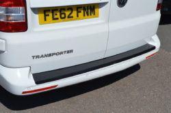 T6 Carbon Fibre Rear Bumper Protector – Tailgate 1