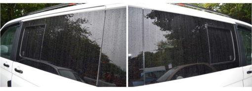 Vw Transporter T5 2 x Sliding Window Package