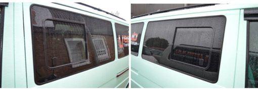 Vw Transporter T4 2 x Sliding Window Package