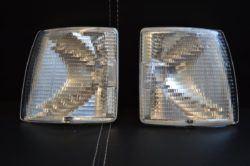 clear indicator lense pair