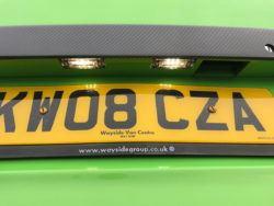 led number plate light 2