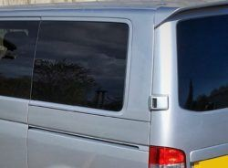 T6 Side window N/S/Rear Quarter In Privacy Tint SWB 1