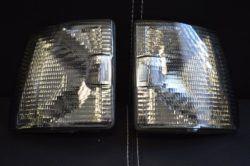 smoked indicator lense