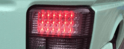 T4 Full Smoked LED Rear Lights PRL9049 2