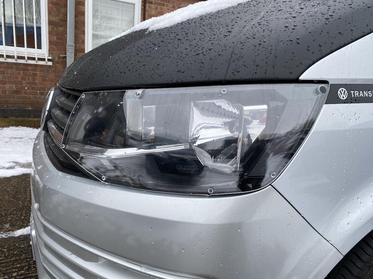 Acrylic Headlight Cover 3