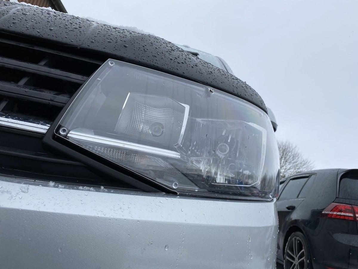 Acrylic Headlight Cover MAIN