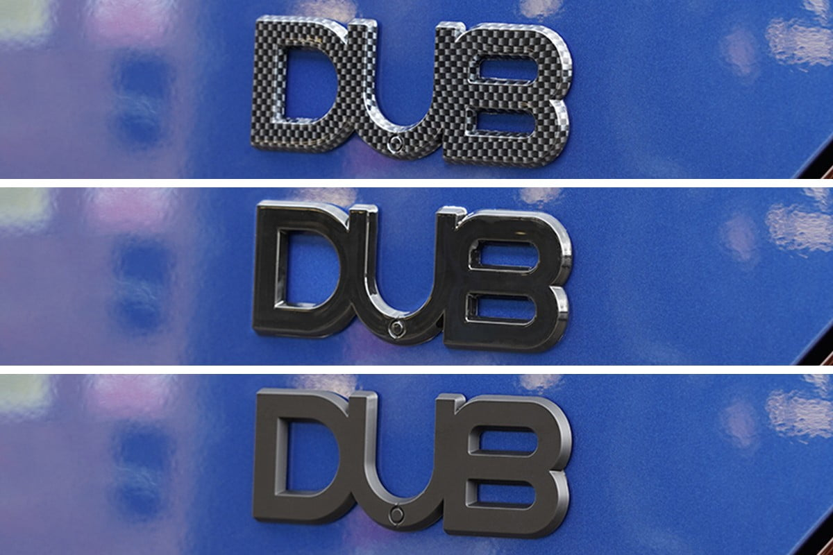 Dub Badge Overall