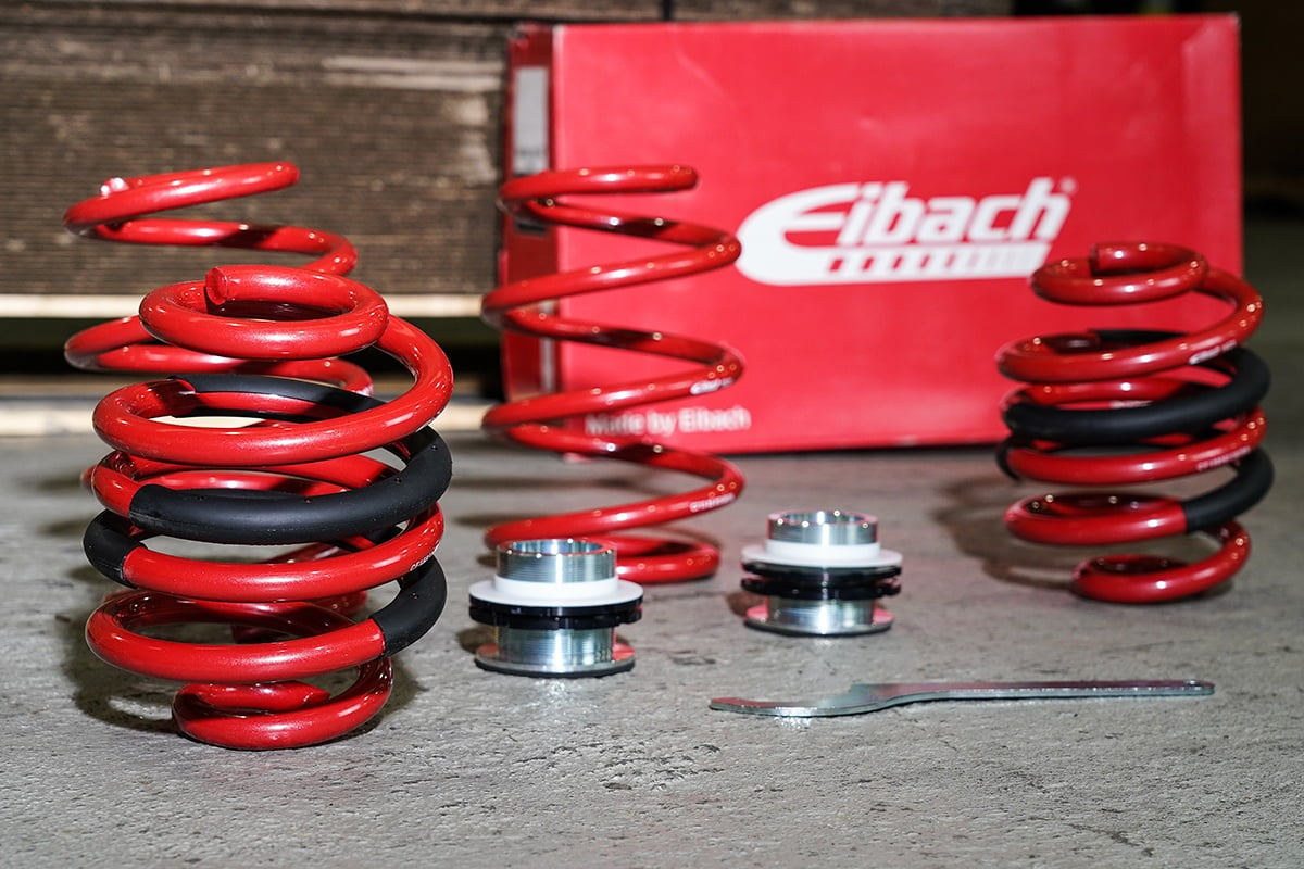 Eibach 35-40mm Springs SIDE