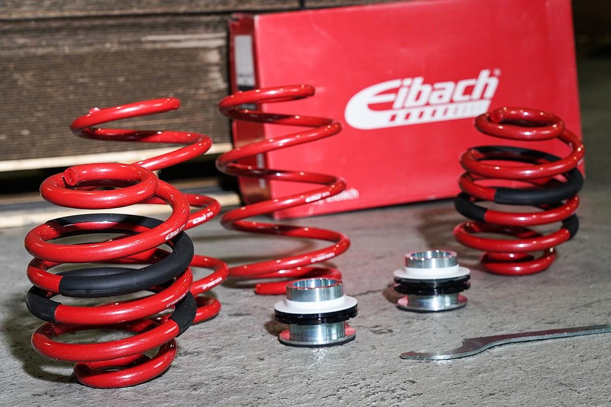 Eibach 50-60mm Springs SIDE