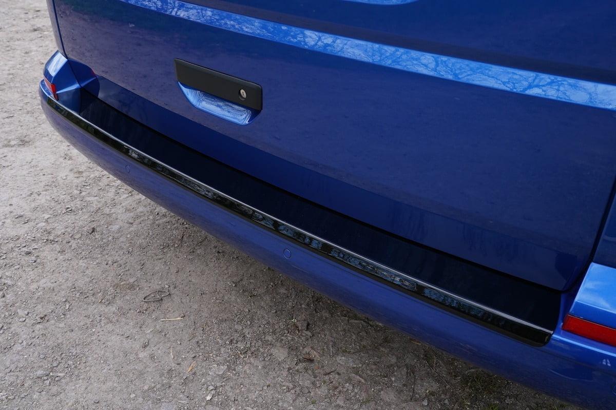 Gloss Black Bumper Protector MAIN