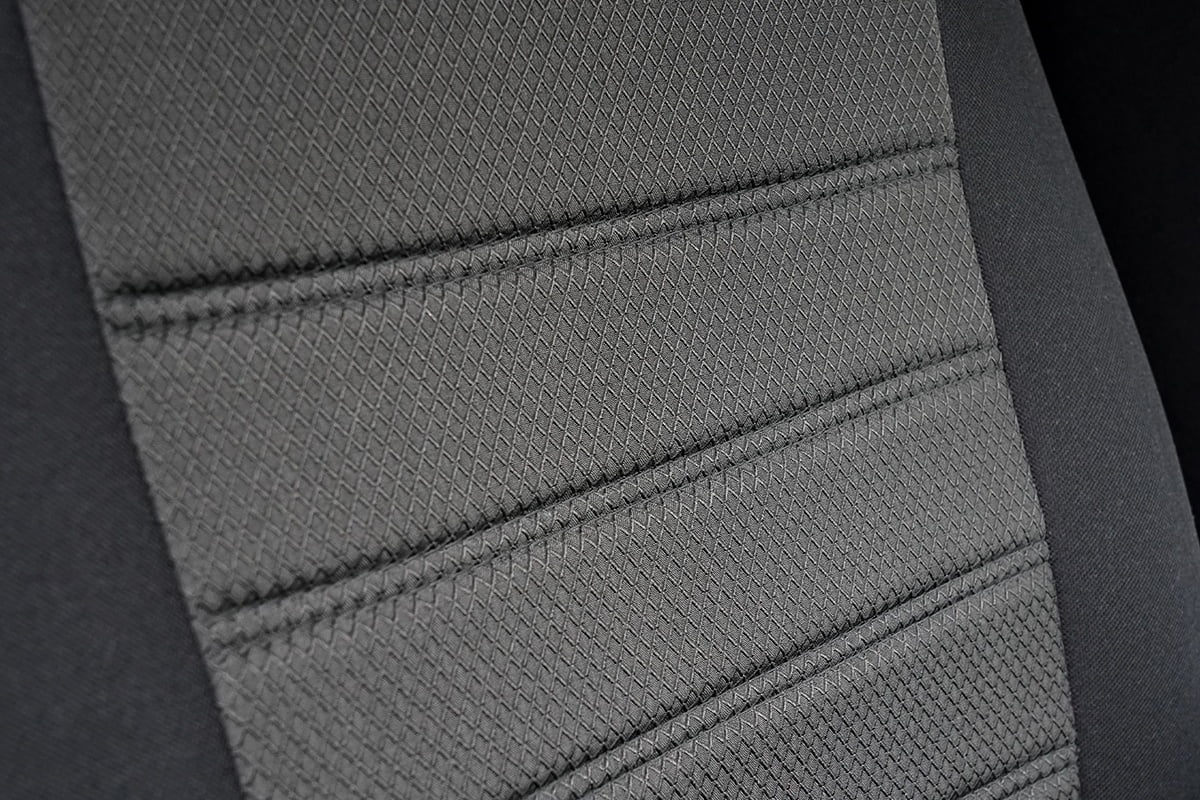 Stealth Seat Covers Closeup