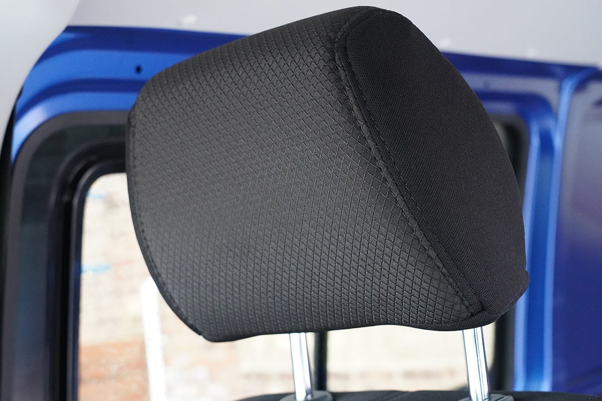 Stealth Seat Covers Headrest