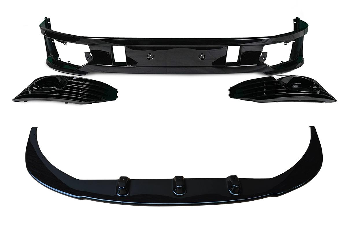 T5.1 Splitter & Spoiler Package Deep Black