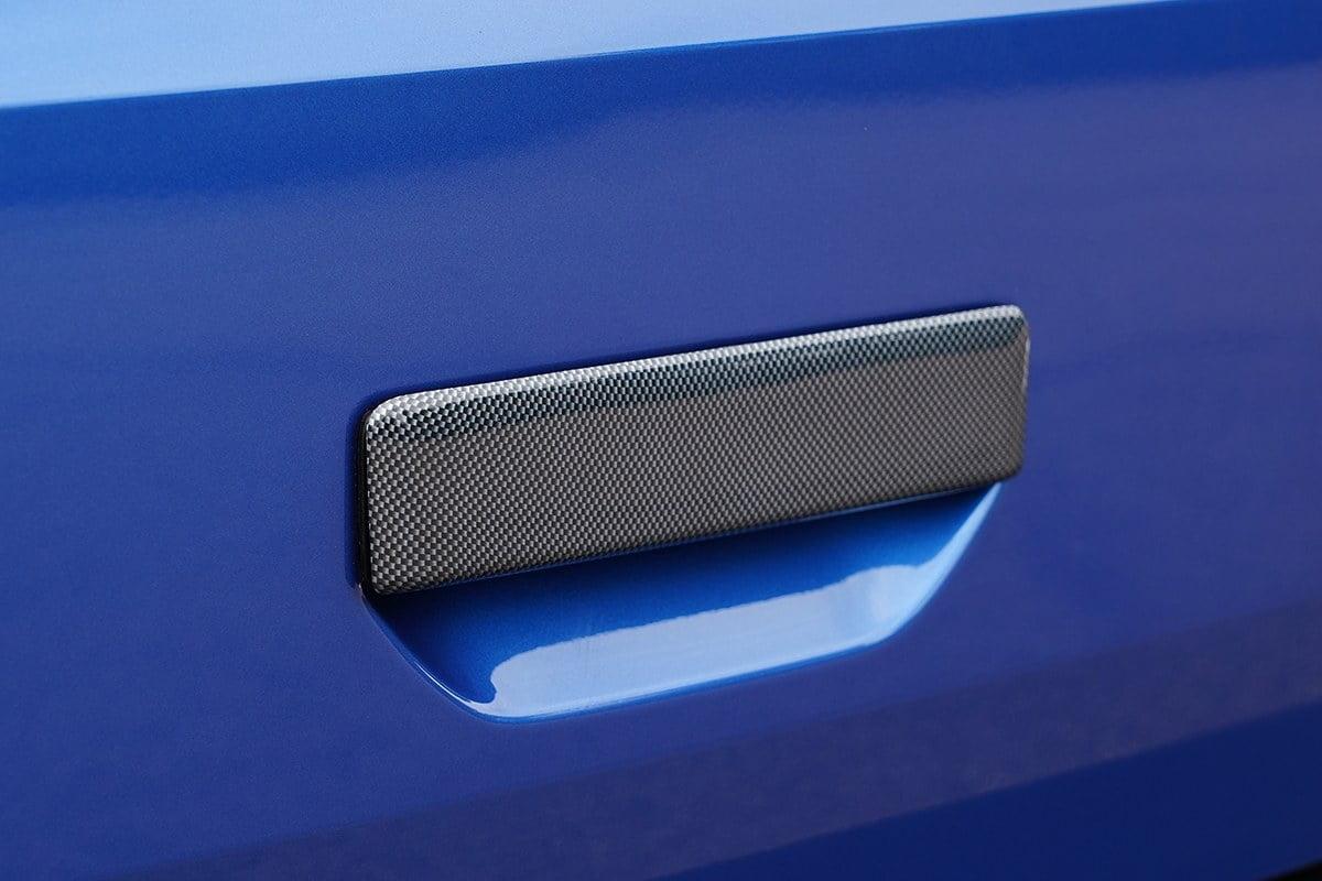 T6.1 Rear Grab Handle Cover CARBON