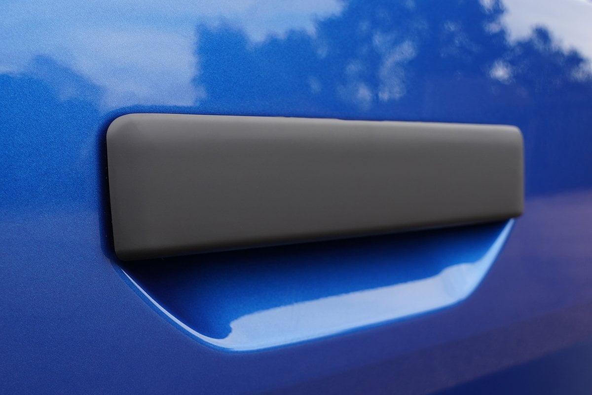 T6.1 Rear Grab Handle Cover MATT CLOSEUP