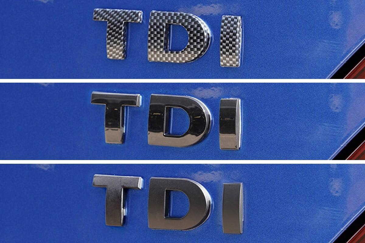 TDI Badge Overall