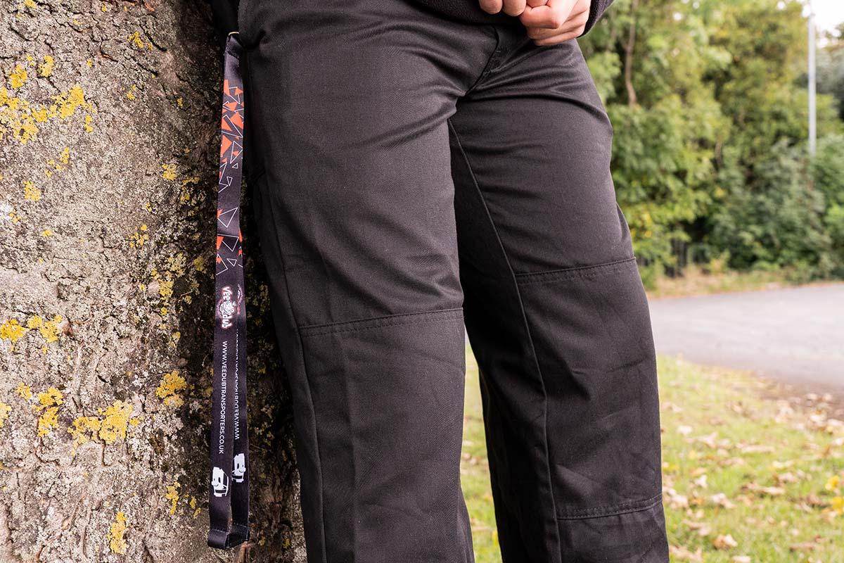 Lanyard Pocket